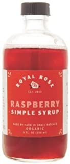 Best red rose syrup Reviews