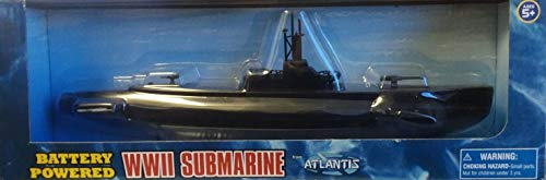 Atlantis Battery Powered WWII Gato/Balao Class Submarine Toy...
