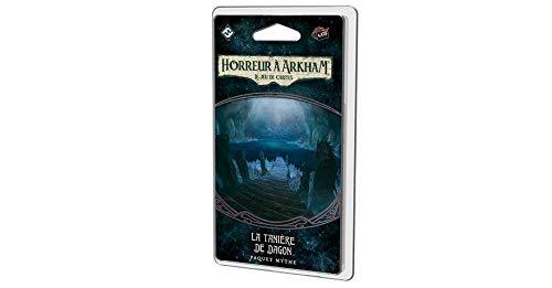 Horror a Arkham JCE Extensión: la tienda de Dagon FR Edge FFG