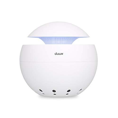 Duux Sphere luchtreiniger, 2,5 W, 32 decibel, acrylonitril-butadieen-styreen (ABS), polypropyleen (PP), wit