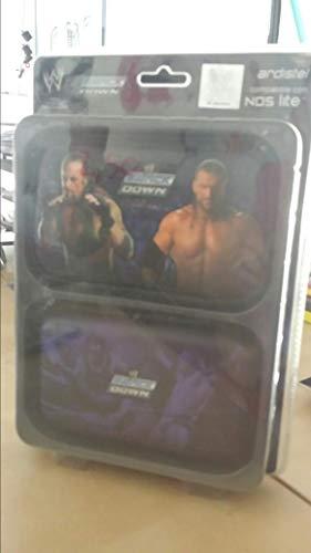 Master Lap Pack 2 fundas Nintendo DS Lite WWE Smack Down