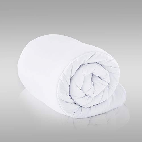 Oxford Homeware 15 Tog Kingsize Duvet Premium Extra Thick & Warm Anti-Allergy Duvet Quilt - Energy Efficient - UK Made