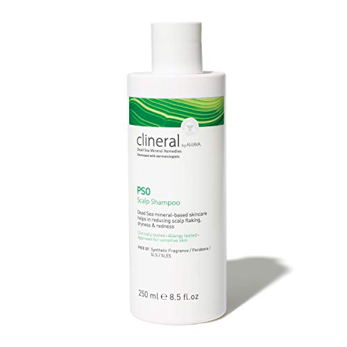 Ahava Clineral Pso Shampoo Cheratonormalizzante - 250 ml.