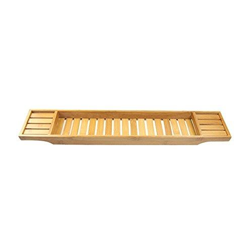 LNC® Badewannenablage, Bambus