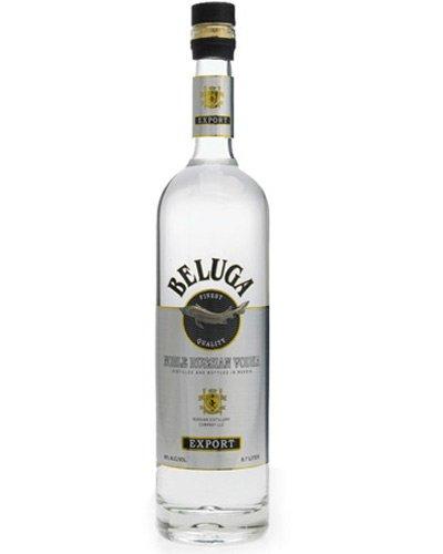 Beluga Noble Vodka 40% Vol, 1 litro.