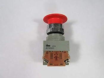 Emergency Stop Switch DPST-1NO SPST-NC Push-Pull Screw 10 A 600 V 220 V