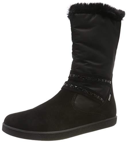 Primigi Gore-Tex Pho 43727, Botas de Nieve para Niñas, Negro/Negro 4372711, 40 EU