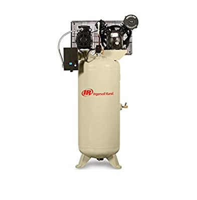 2340L5-V 5hp 60 gal Two-Stage Compressor (200/3) by Ingersoll Rand