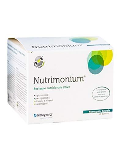 Metagenics Belgium Bvba 69190 Nutrimonium Naturale Integratore Alimentare, 28 Bustine