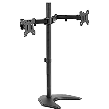 dual monitor floor stand 2