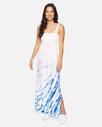 Hurley W Lei Maxi Dress Vestido, Mujer, Indigo, M