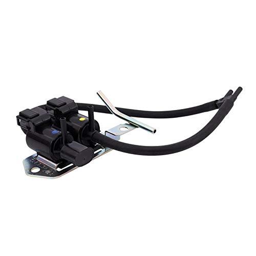 LULUTING Válvula Válvula solenoide del Embrague MR263723 FIT para 1997-2004 Mitsubishi Montero Sport (Color : Black)
