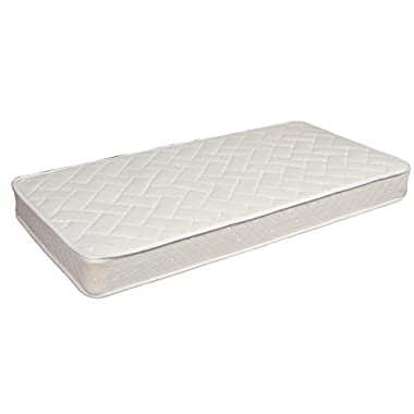 Home Life Comfort Sleep 8-inch Two Sided Spring Mattress Green Foam Certified - Medium Firmness Full