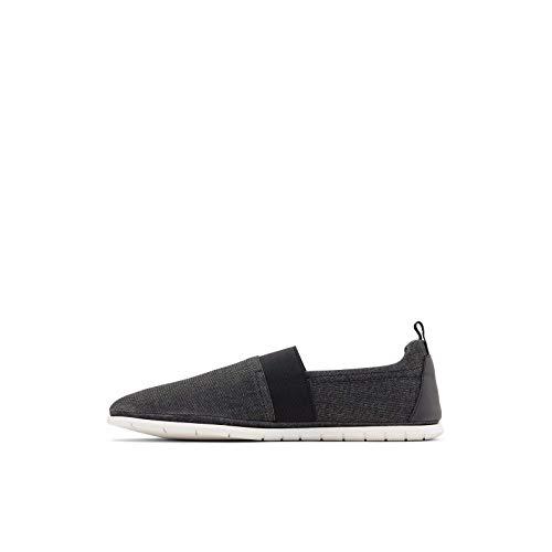 Aldo Men's Schoville Slip-on Casual Shoes Loafers Black Size: 12 UK