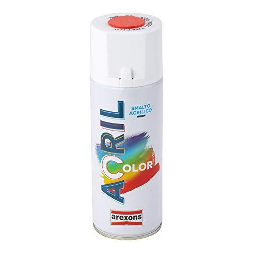 Smalto acrilico spray Arexons 3020 rosso traffico [AREXONS]