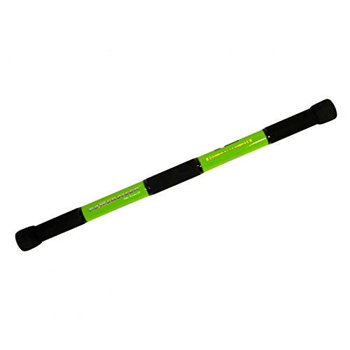 Best Sporting Schwingstab - Fitnessstab Powerciser Farbe:grün