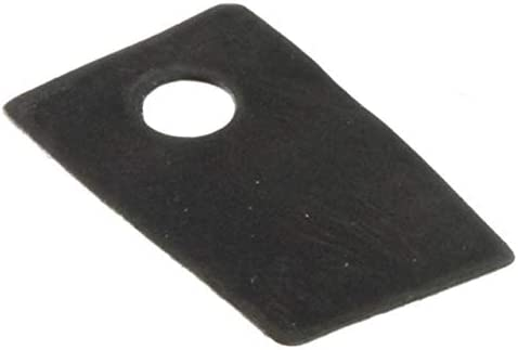 THERM Time sale PAD 19.05MMX12.7MM BLACK of 100 Pack Translated