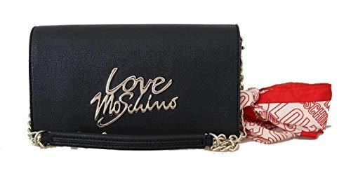 Love Moschino Logo crossbody black