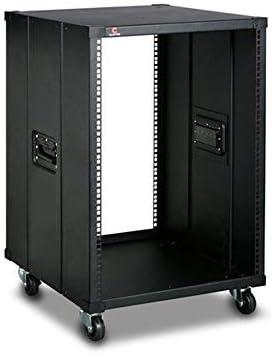 Claytek 15U 600mm Depth Simple Server Rack