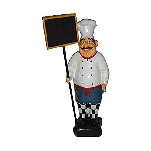 Vacchetti 0220340000 - Pizarra de madera de cocinero, 106 cm