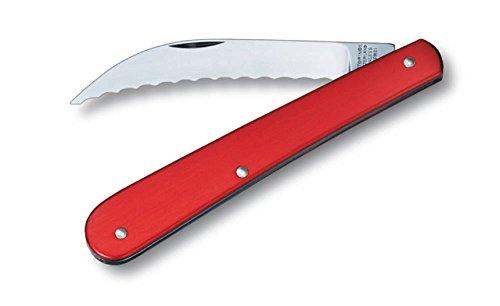 Victorinox Taschenmesser Bäckermesser (Bäckerklinge mit Wellenschliff) rot