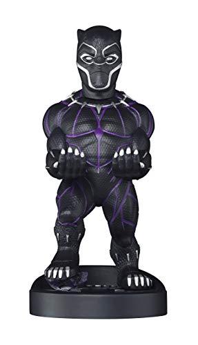 Figurine - Marvel Black Panther Cable Guy - Support Manette/Téléphone