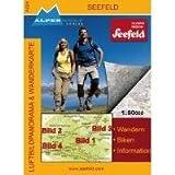 Wanderkarte Seefeld
