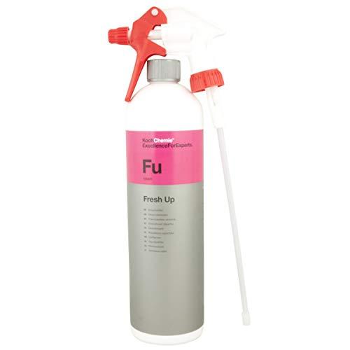 Koch Chemie Fu Fresh Up Geruchskiller mit DFT Overhead Sprühkopf rot