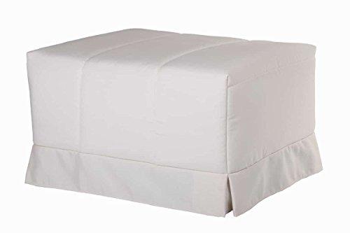 Quality Mobles - Cama Plegable Individual de 90x190 cm Funda