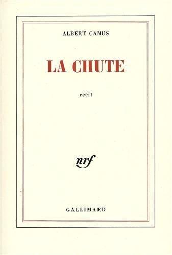 La Chute de Camus. Albert (1956) Broché
