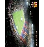 FC Barcelona | Nou Camp Stadium Poster | Classic Print
