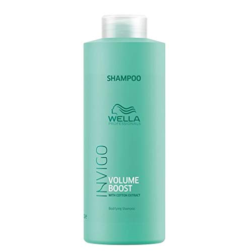 Wella Professionals Invigo Volume Boost Bodifying Shampoo, 1000 ml