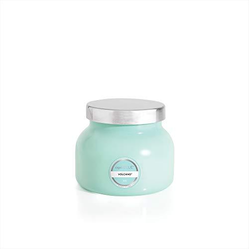 Capri Blue Petite Candle - 8 Oz - Volcano - Aqua