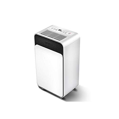 Deshumidificadores XIAOYAN- Constante 12L / D automático de Humedad con un botón de Secado de 24 Horas de Dos vías de sincronización Función de Bloqueo for niños Independiente Purificación