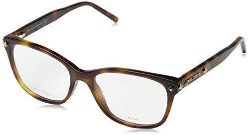 Jimmy Choo Brillengestelle Jc118 Monturas de gafas, Azul (Blau), 51.0 para Mujer