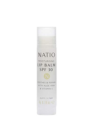 Natio Aromatherapy Moisturizing Lip Balm