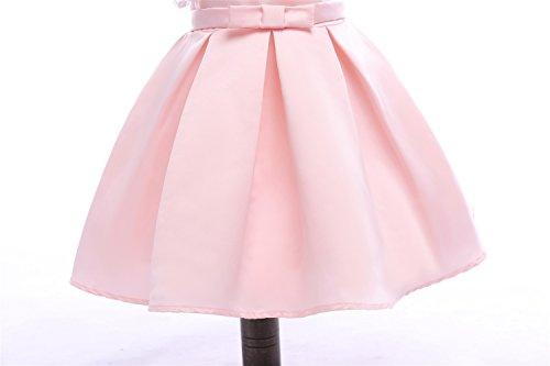 FXFAN Vestido de niña Princesa Vestido de niña de Europa y los ...