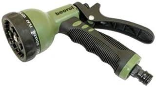 "Beorol-Garden 9 working mode nozzle adjustable sprayer gun with 3/4"" hose connector"