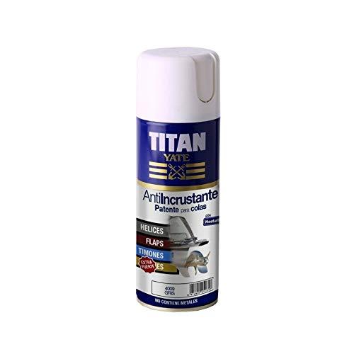 Spray adesivi brevetto Titan 500 ML - 4001 nero