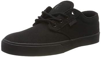 Etnies mens Jameson 2 Eco Skate Shoe Black/Black 9.5 US