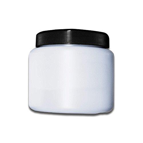 Eventlights NEON Farbe - UV Leuchtfarbe - Wandfarbe - Bastelfarbe - Schwarzlicht (500 ml, weiß)