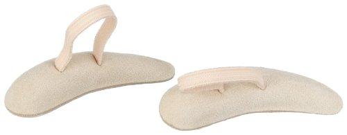 Berkemann Zehenkissen L rechts Schuhpads, Beige (beige), L