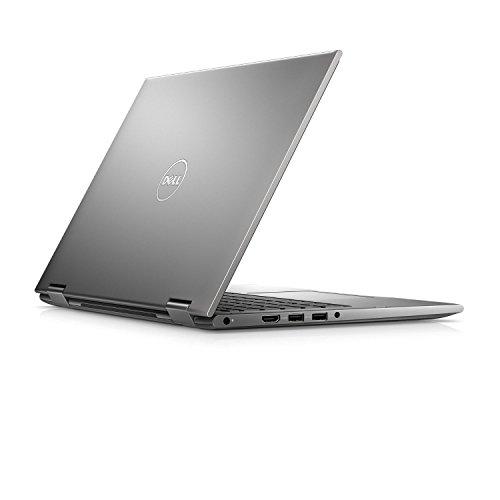 Dell Touchscreen 2-in-1 Inspiron 5000 Backlit Keyboard 13.3 inch Full HD Laptop PC, Intel Core i7-8550U Quad-Core, 8GB DDR4, 256GB SSD, WIFI, Media Card Reader, Windows 10