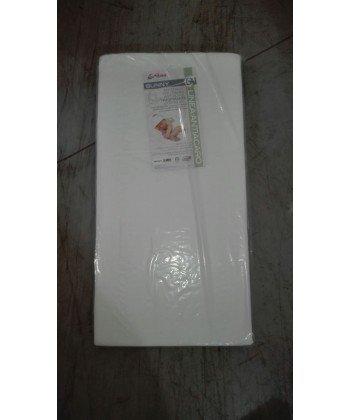 Rosa Bunny matras, mijtdicht, 60 x 120 cm