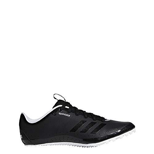 adidas Damen Sprintstar w Leichtathletikschuhe, Mehrfarbig (Core Black/Core Black/FTWR White F36069), 41 1/3 EU