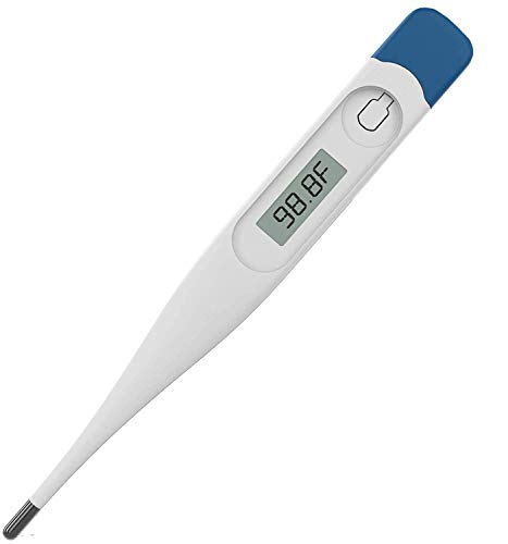 Best Digital Medical Thermometer, Accurate and Fast Readings, for Newborns, Kids, and Adults