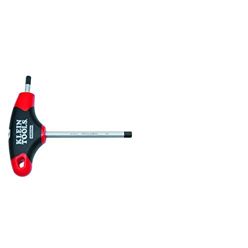 5/32-Inch Hex Key with Journeyman T-Handle, 4-Inch Klein Tools JTH4E10