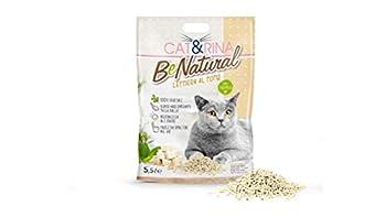 CAT&RINA Benatural Litière au Tofu 5,5 l