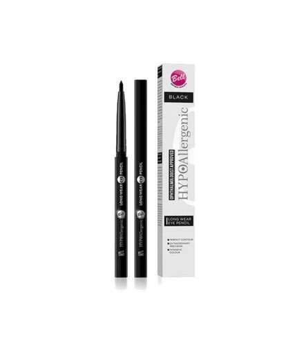 Bell HYPOAllergenic Long Wear Eye Pencil 01 SCHWARZ