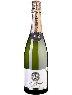 Le Petit Chavin Alcohol Free Sparkling Chardonnay, 75 cl LPCSC01